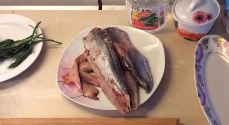 Сельдь пряного посола за сутки - рецепт пошаговый с фото