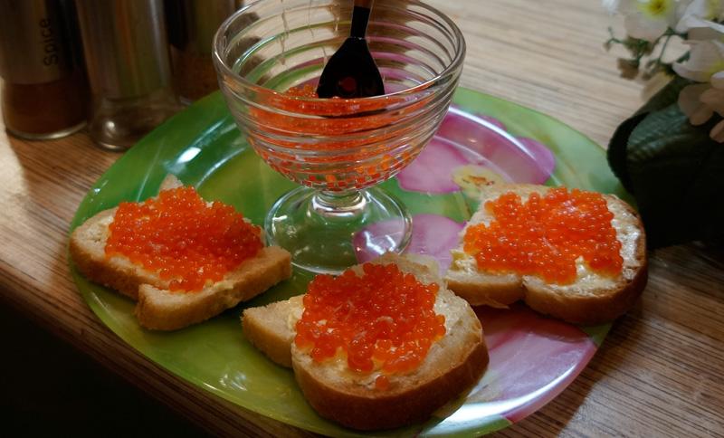 Как посолить икру горбуши в домашних условиях вкусно
