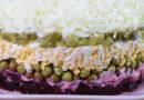 Салаты на день рождения — 12 простых и вкусных рецептов салатов с праздничным оформлением