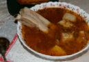 Щи из квашеной капусты — пошаговый рецепт со свининой