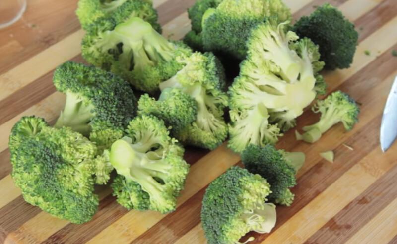 Как правильно варить капусту брокколи
