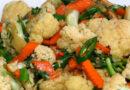 Цветная капуста быстро и вкусно — 10 пошаговых рецептов приготовления цветной капусты