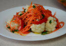 Цветная капуста по-корейски в домашних условиях — 7 рецептов быстрого приготовления