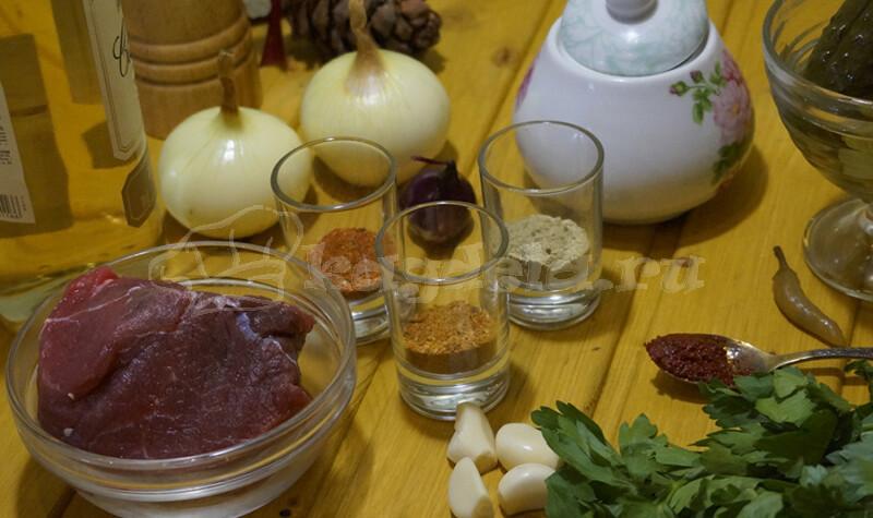 Рецепт солянки по-грузински от Шефмаркет