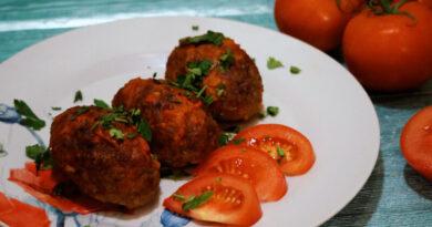 Мясные зразы с яйцом и сыром — пошаговый рецепт приготовления в духовке