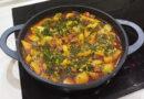 Азу по-татарски с солеными огурцами — рецепт приготовления со свининой