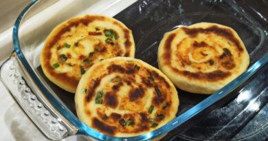 Лепёшки на кефире — рецепт приготовления на сковороде