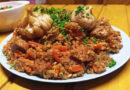 Плов по-фергански — пошаговый рецепт приготовления