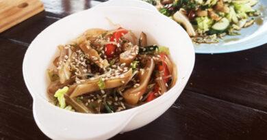 Свиные уши по-корейски — рецепт приготовления в домашних условиях