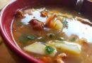 Гороховый суп с копченостями — пошаговый рецепт приготовления