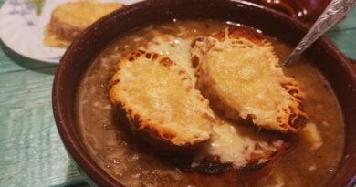 Луковый суп — классический рецепт французского лукового супа