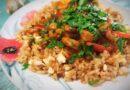 Свинина по-китайски в кисло-сладком соусе (го бао джоу)