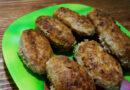 Мясные зразы с грибами — пошаговый рецепт на сковороде